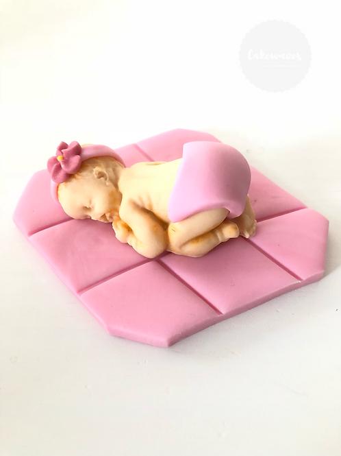 Baby Shower Topper - Girl