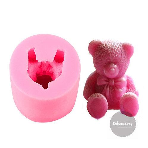 3D Teddy Bear Silicone Moluld