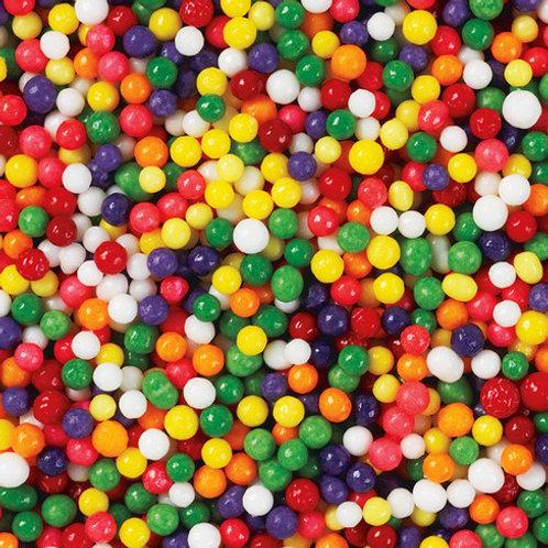 Mixed Nonpareils sprinkles 500g - BULK pic1