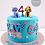Paw Patrol Syke And Everest Birthday Cake1