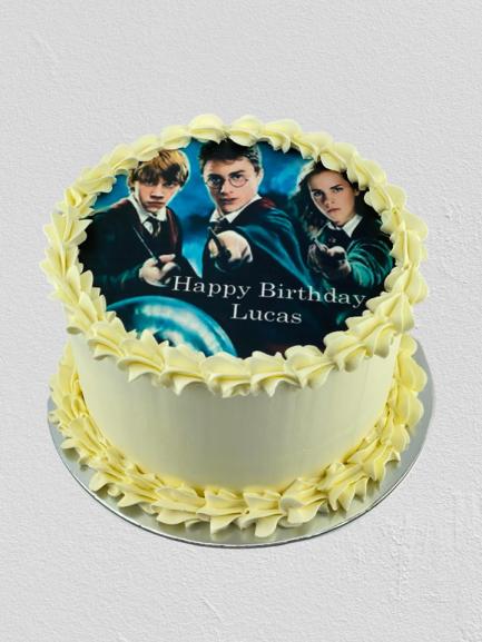 Harry Poter Cake