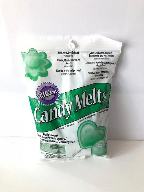 Wilton Candy Melt Dark Green