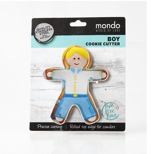 Boy Cookie Cutter - Mondo
