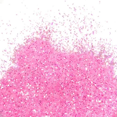 Flitter Glitter 10ml Non Toxic - Pink