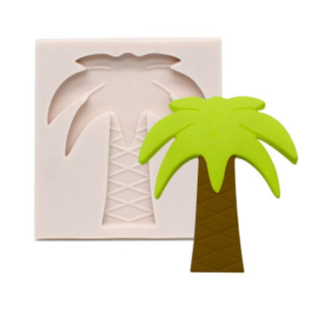 Palm Tree Silicone Moluld