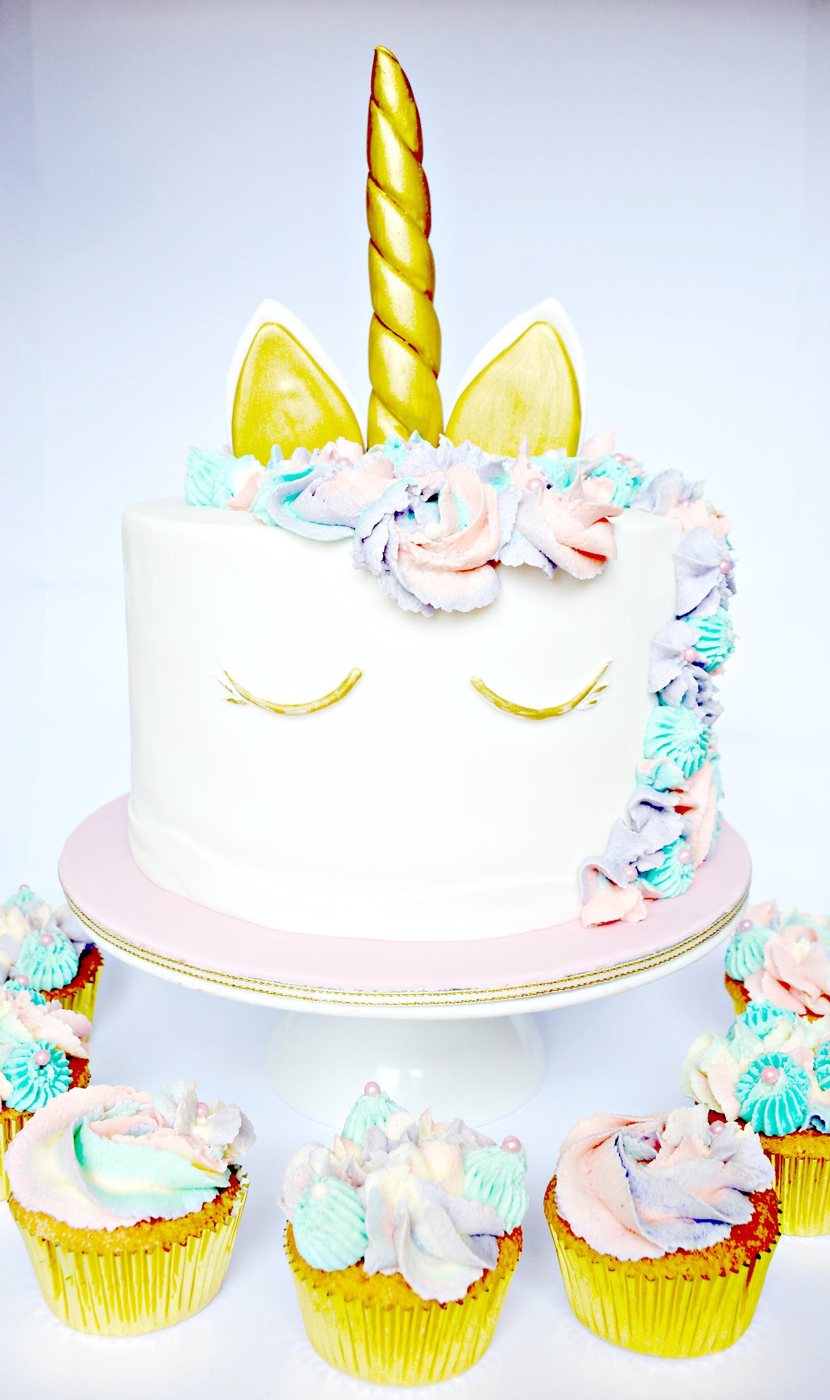 Uncorn Cake