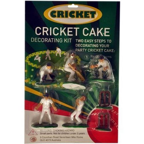 Cricket Cake Kit