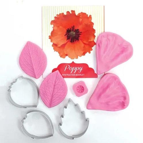 Poppy Cutter Set
