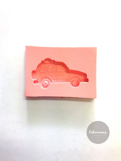 3D Car Silicone Mould