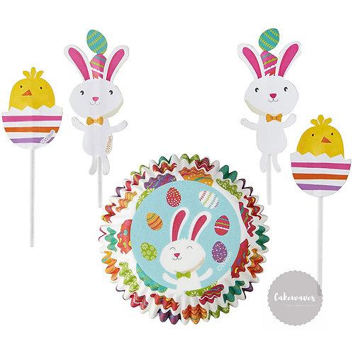 Easter Cupcake Combo set1 - Wilton