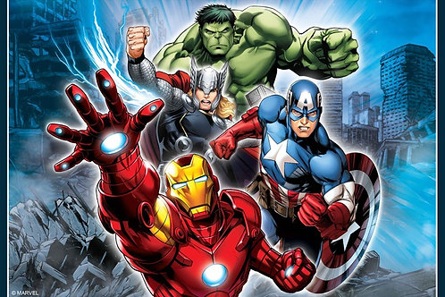 Avengers - A4
