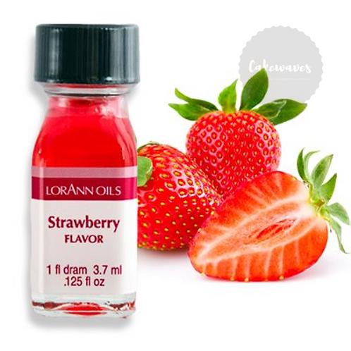Strawberry LORANN Flavouring 1 Dram
