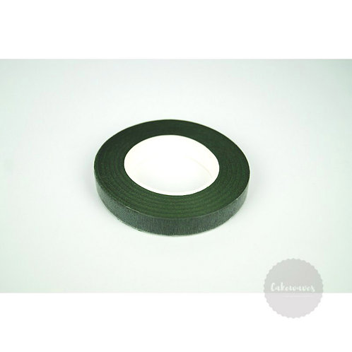 Dark Green Floral Tape