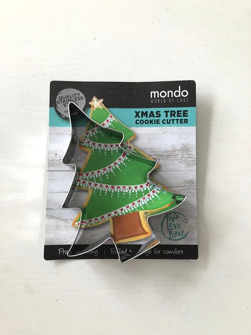 Christmas Tree Cookie Cutter - Mondo