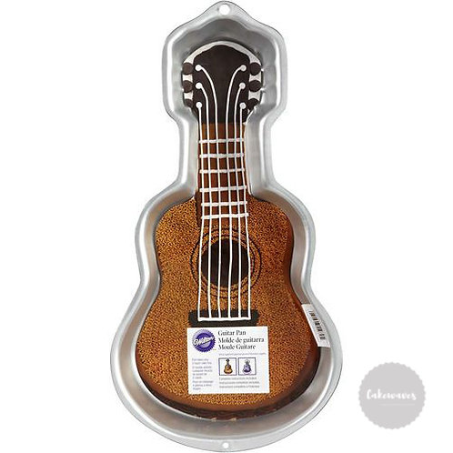 Guitar Cake Pan - Wilton