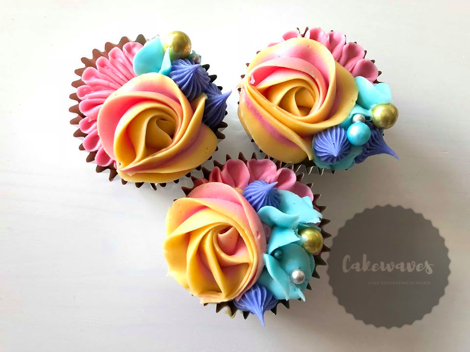 Buttercream Cupcakes2
