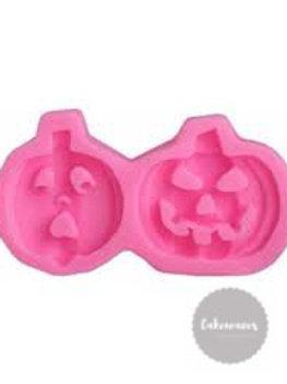 Halloween Pumpkin Silicone Moluld