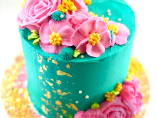 Floral Fun - Buttercream Piping