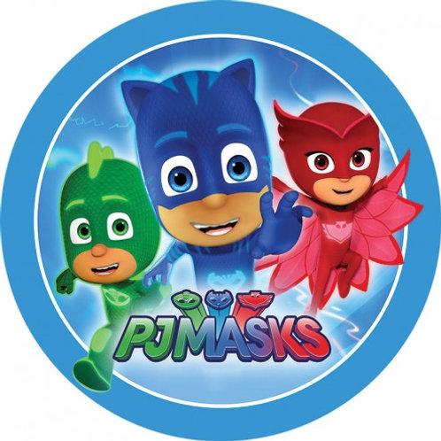 PJ Masks - Round 8 Inch