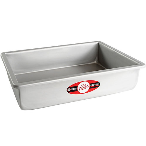 Fat Daddios Reactangle Cake Pan - 12 inch x 15 inch
