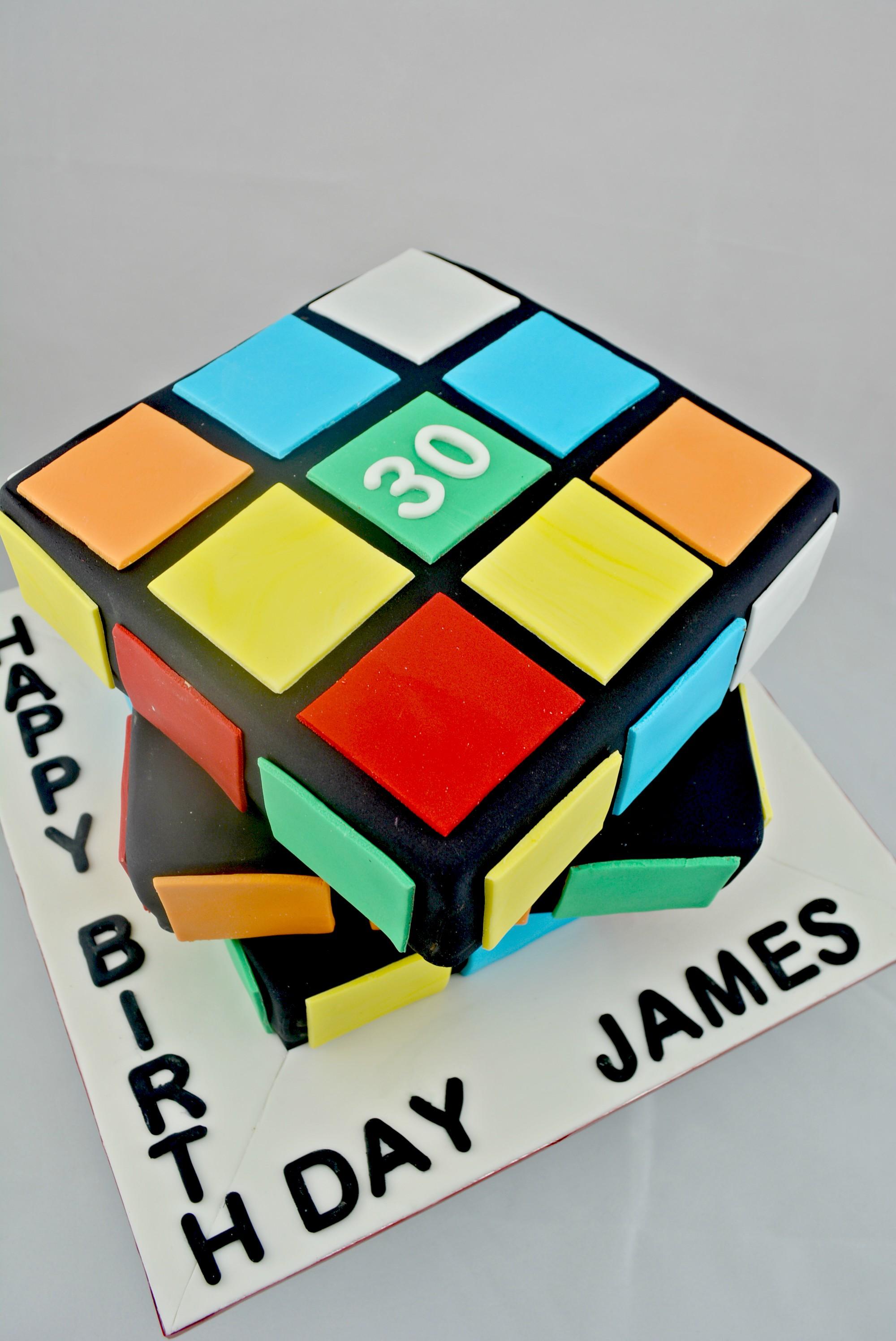 RubicsCubeCake_cakewaves