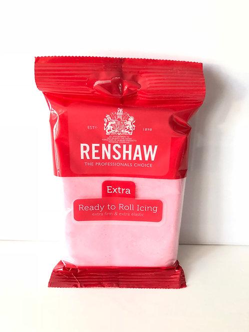 Renshaw Pink Fondant Icing