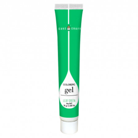 Cake Craft Colouring Gel - Leaf Green 30g