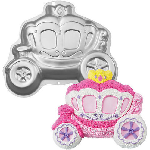 Princess Carriage Cakepan Wilton