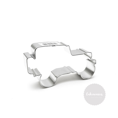"""JEEP 4.25"""" Stainless Steel Cookie Cutter"""