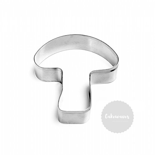Toadstool Umbrella Stainless Steel Cookie Cutter