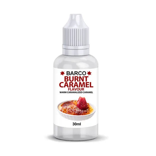 Barco Flavour - Burnt Caramel 30ml