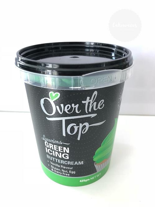 Green Icing Buttercream