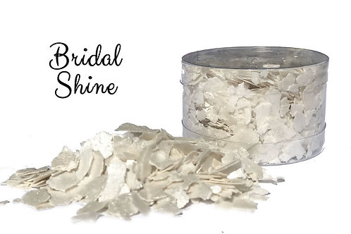 Crystal Candy BRIDAL SHINE Edible Flakes 6g
