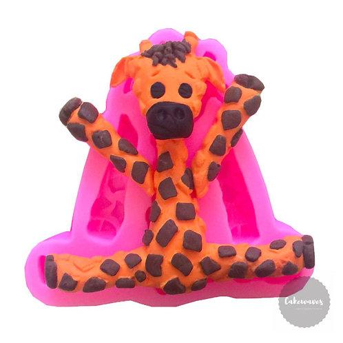 Giraffe 3D Silicone Mould