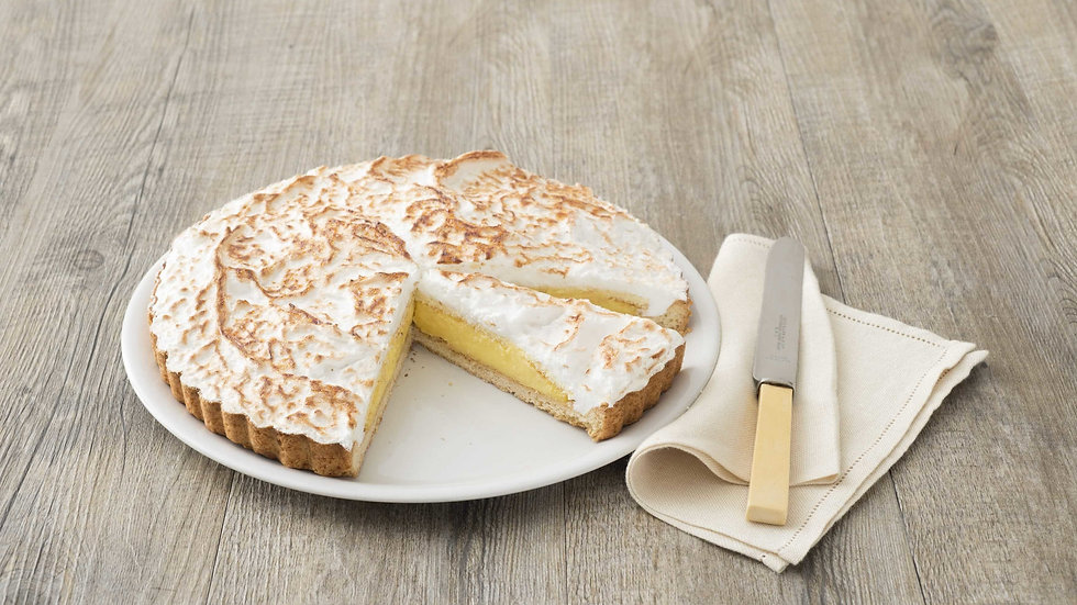Torta Limone (Lemon Meringue)