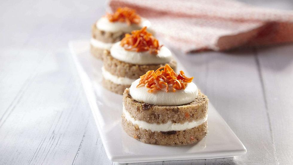 Mini Carrot Cake - Gluten Free