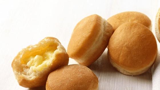 Mini Bomboloni Cream