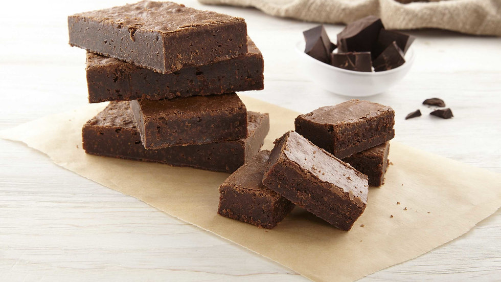 Truffle Brownie Bar