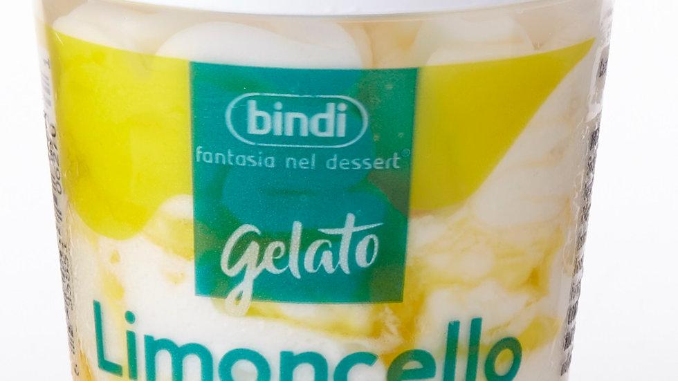 Swirl Limoncello Gelato Cup