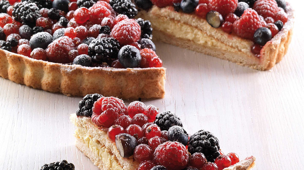 Frutti di Bosco (Mixed Berry Cake)