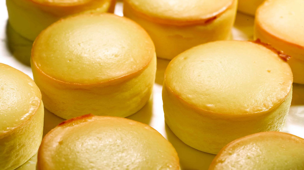 Mini New York Cheesecake - Gluten Free