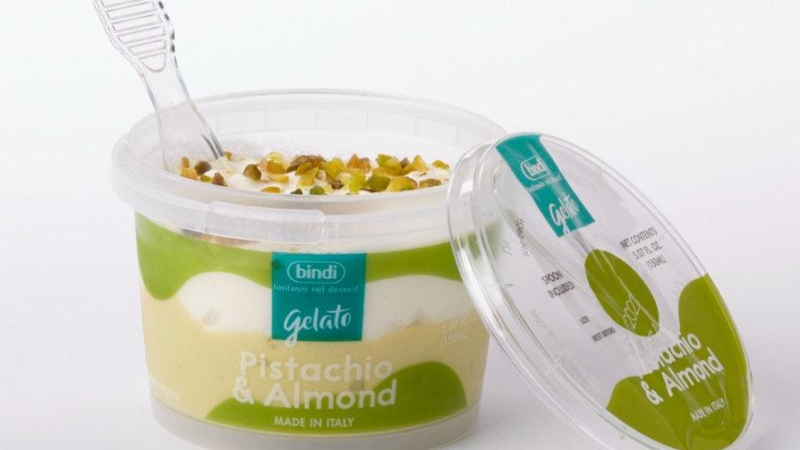 Gelato Pistachio & Almond Grab & Go