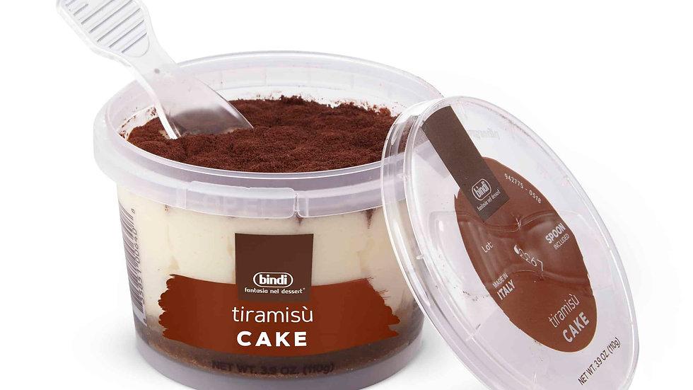 Tiramisu Cake Cup