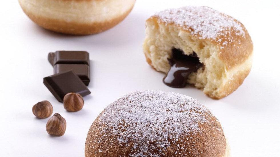 Bomboloni Cacao & Nocciola (Cocoa & Hazelnut)