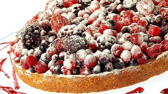 Frutti di Bosco (Mixed Berry Cake) 8""
