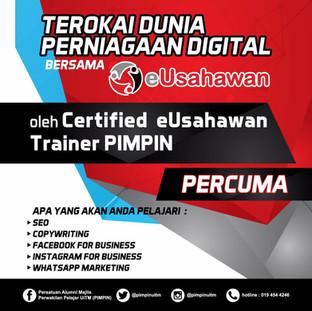Certified eUsahawan Trainers PIMPIN