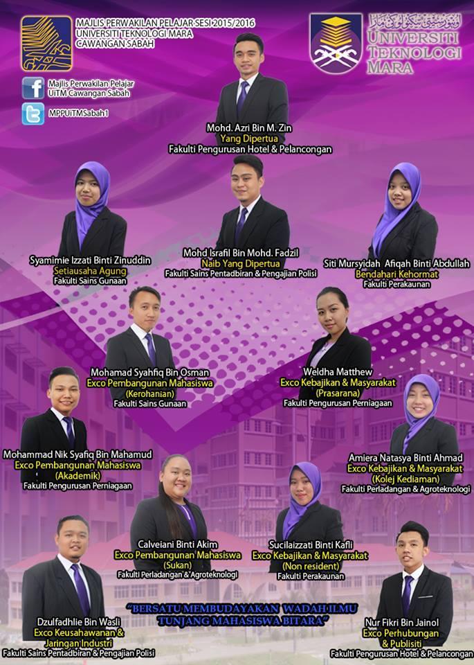 Poster Alumni MPP UiTM