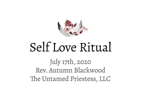 Self-Love Ritual Recording