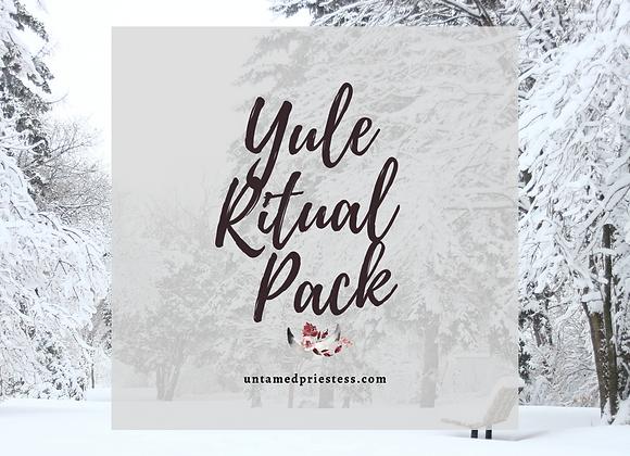 Yule Ritual Pack