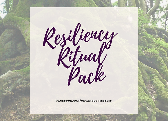 Resilience Ritual Pack